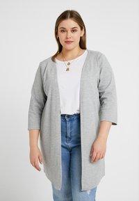 Zizzi - JANE - Gilet - light grey - 0