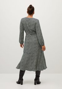Violeta by Mango - LEOPARD7 - Shirt dress - ecru - 1