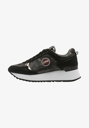 TRAVIS PUNK - Sneakers laag - black