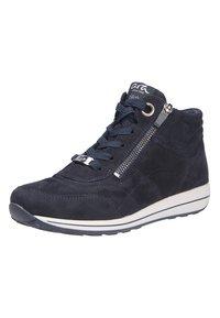 ara - COMFORT - Höga sneakers - blau (05) - 2