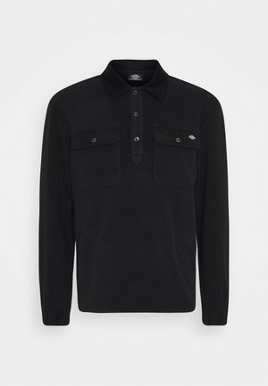 MORGANZA - Camisa - black