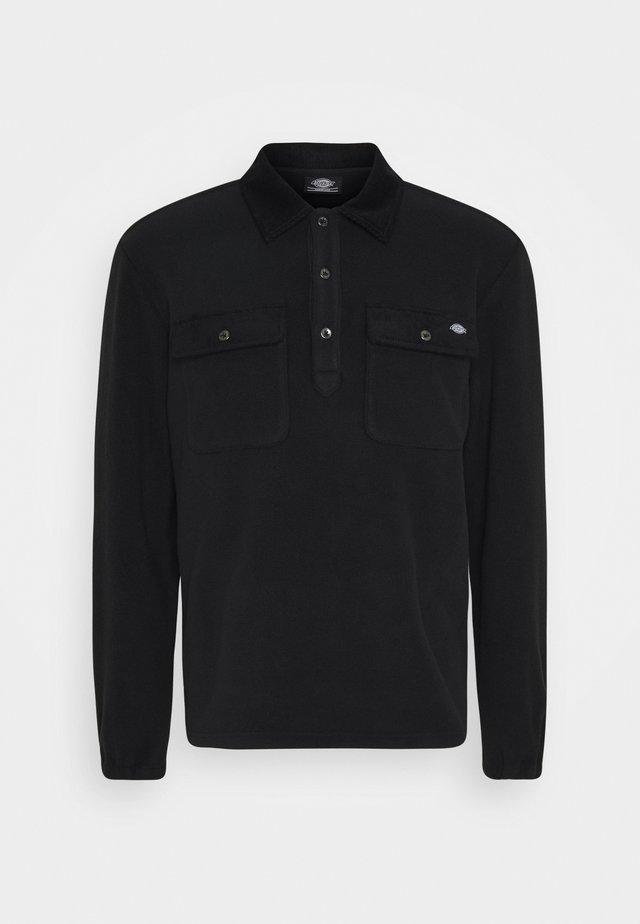 MORGANZA - Overhemd - black