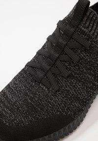Skechers Sport - ELITE FLEX - Matalavartiset tennarit - black - 5