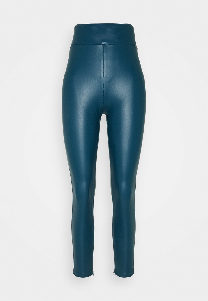 Guess - PRISCILLA  - Leggings - Trousers - blue opal
