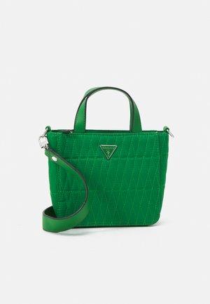 LAYLA MINI TOTE - Bolso de mano - green