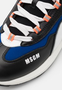 MSGM - UNISEX - Trainers - blue/black - 5