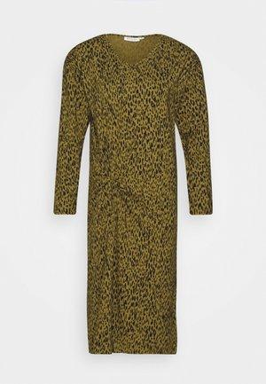GLADYS - Jersey dress - olive