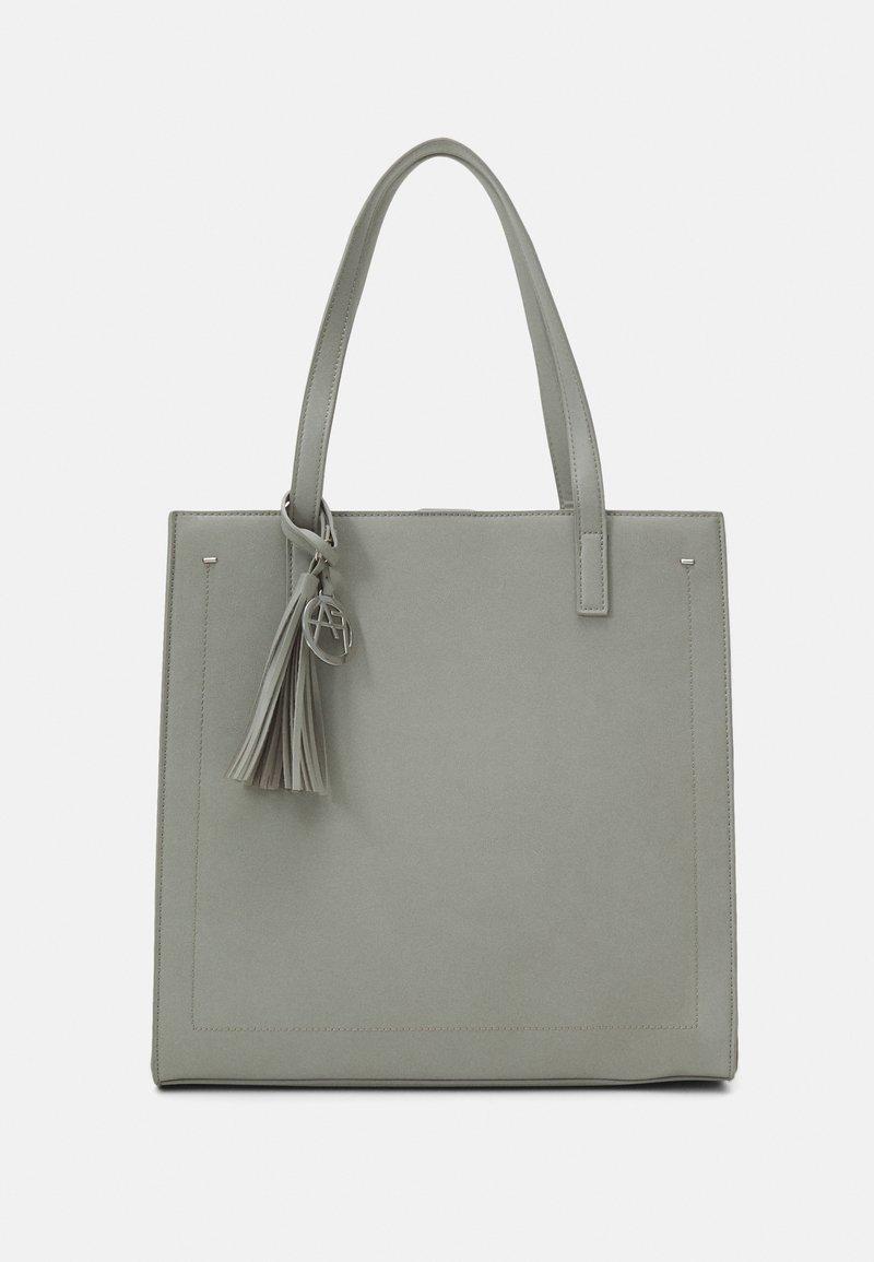 Anna Field - Tote bag - grey