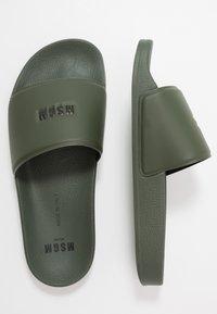 MSGM - Mules - army - 1