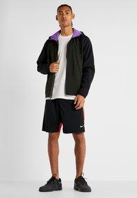 Nike Performance - DRY TANK  - Funktionströja - pale ivory/black - 1