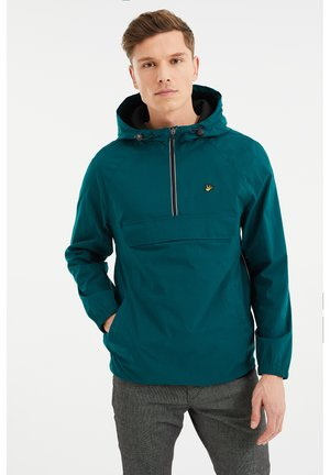 Windbreaker - dark green