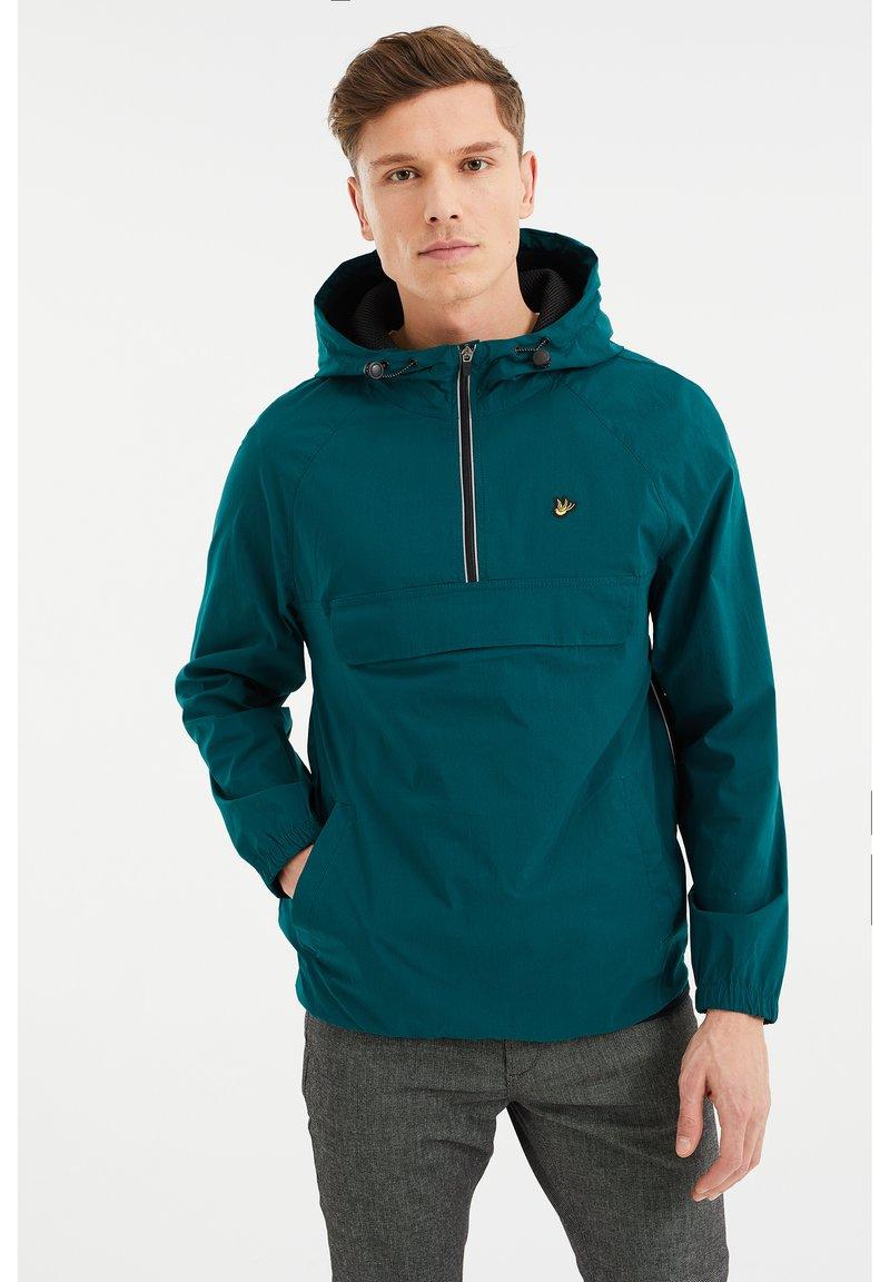WE Fashion - Windbreaker - dark green