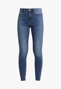 ONLY - ONLPAOLA - Jeans Skinny Fit - medium blue denim - 4