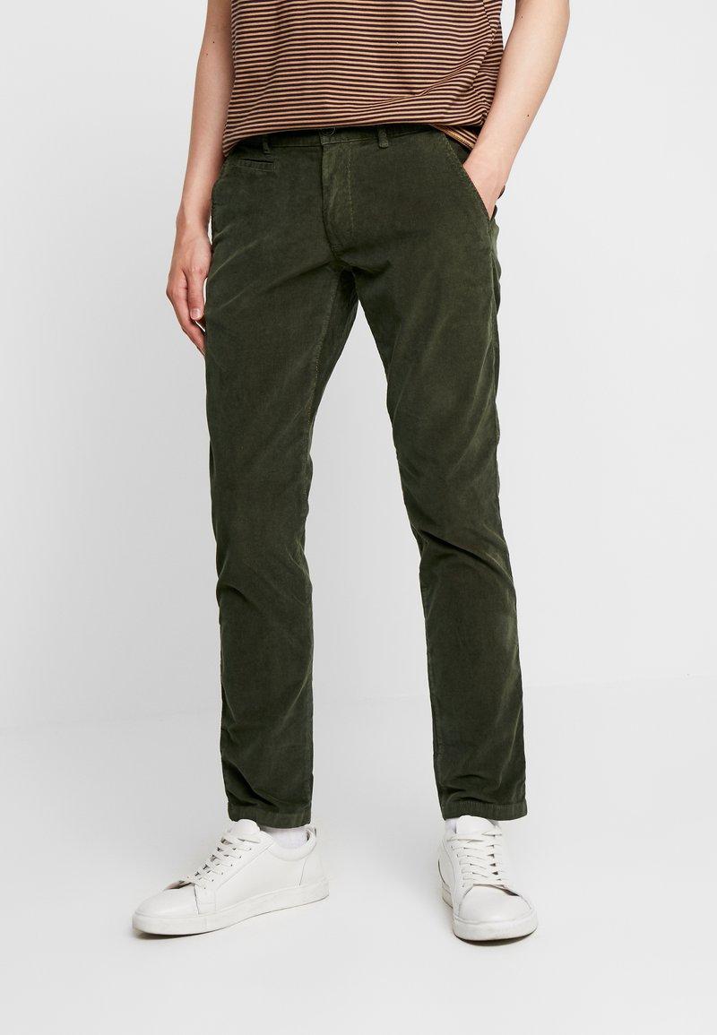 Esprit - Trousers - olive