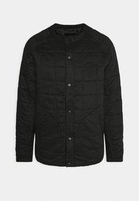 SIKSILK - FARMERS JACKET - Light jacket - black - 3