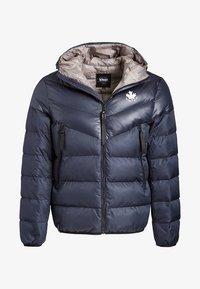 khujo - MART - Winter jacket - dark blue - 7