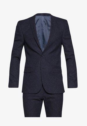 SLIM FIT - Suit - navy