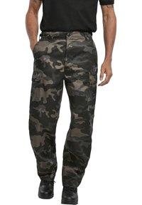 Brandit - Cargo trousers - darkcamo - 0