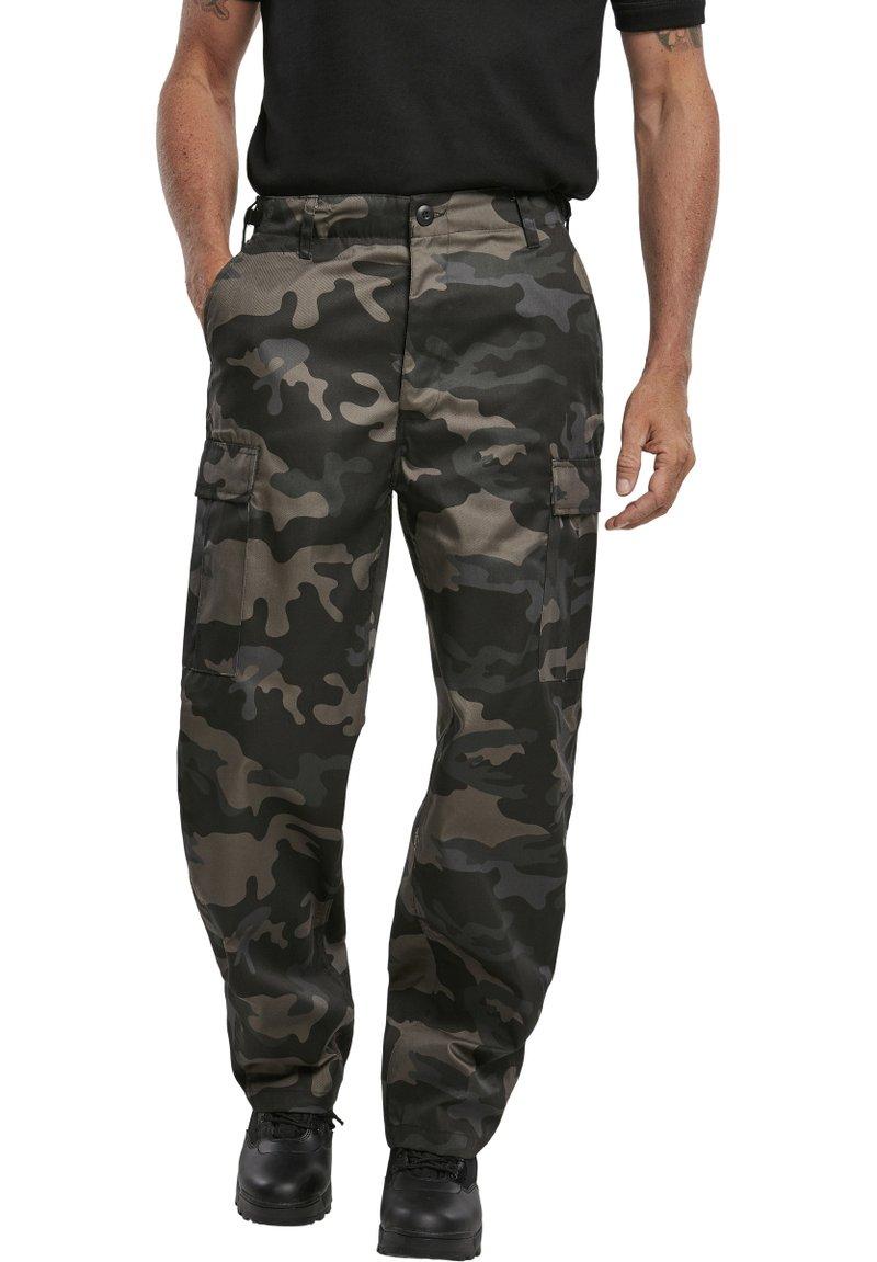 Brandit - Cargo trousers - darkcamo