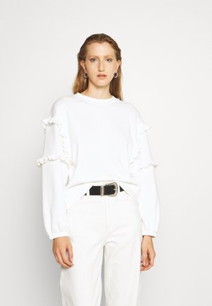 EVELYN - Sweater - white