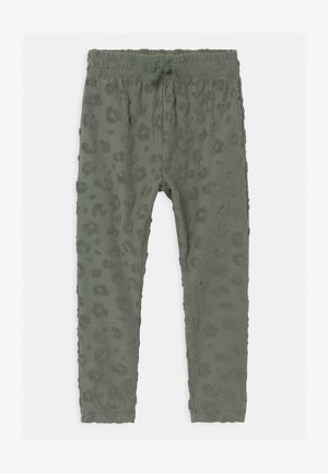 KEIRA - Tracksuit bottoms - swag green