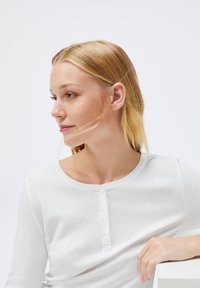 OYSHO - Pyjama top - white
