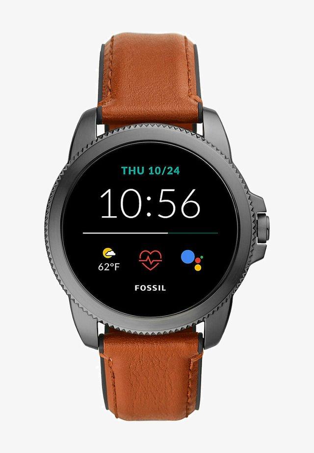 SMARTWATCH DIGITAL AKKU - Smartwatch - grau