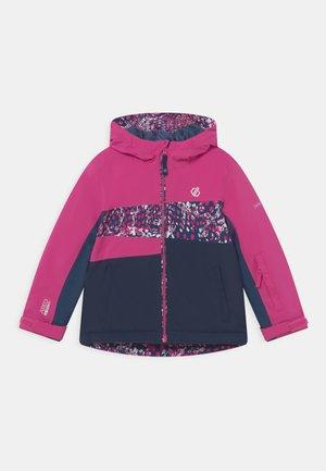 HUMOUR UNISEX - Snowboardová bunda - pink