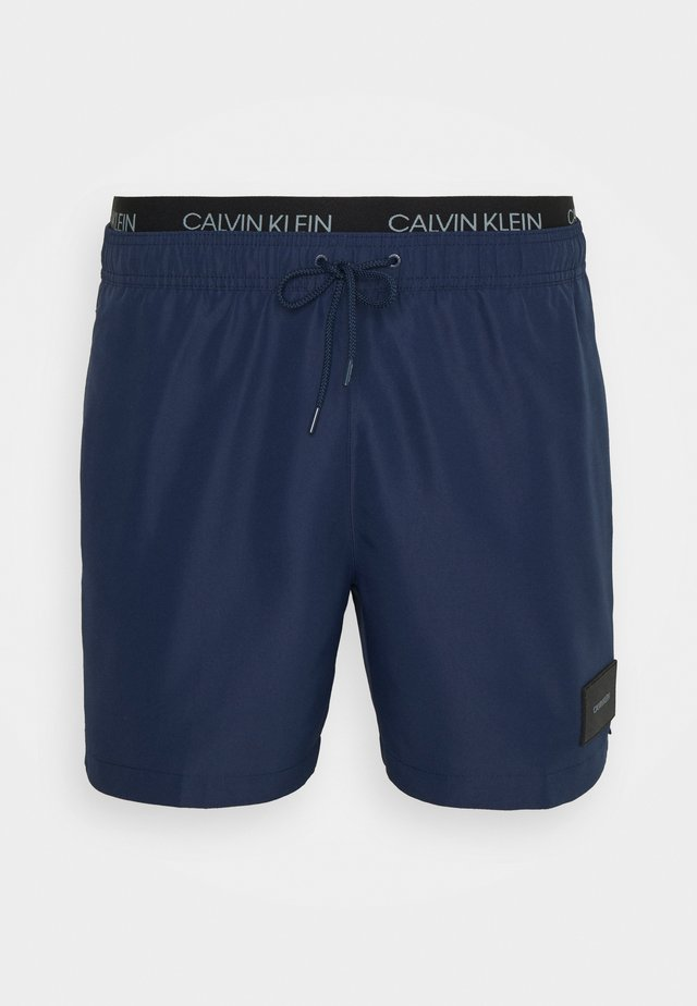 CORE SOLIDS DOUBLE  - Badeshorts - blue
