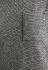 Hunkemöller - PANT BRUSHED SET - Pyjama set - mid grey - 5