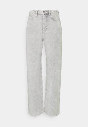 ROWE TROUSER - Bukse - grey medium dusty