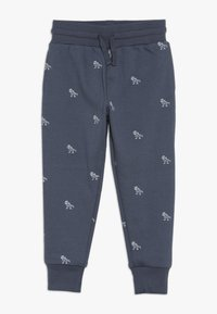 Cotton On - LEO TRACKPANT - Træningsbukser - vintage navy - 0
