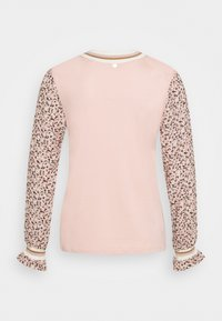 Rich & Royal - LONGSLEEVE WITH TAPE AT CUFFS - Bluser - blush pink - 1