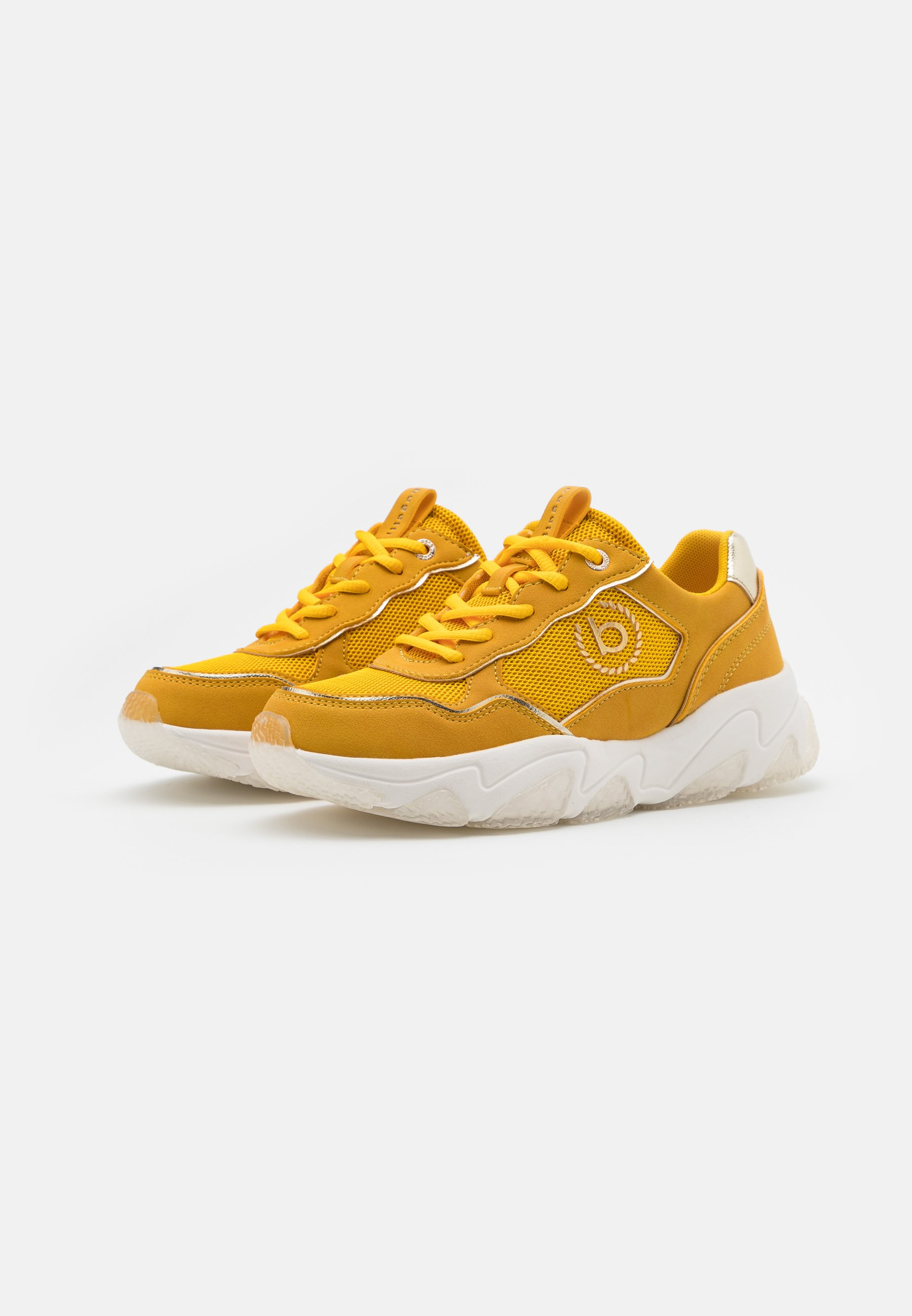 CEYDA Sneakers yellowgold