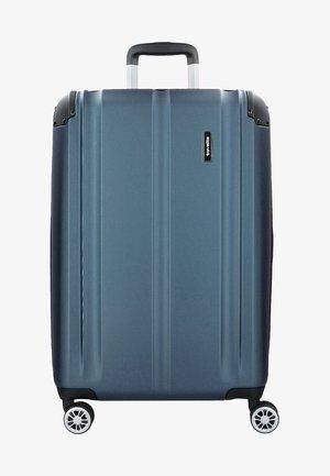CITY  - Wheeled suitcase - marine
