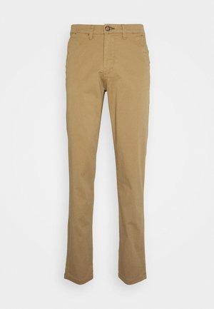 SLHSLIM-MILES - Chino kalhoty - ermine