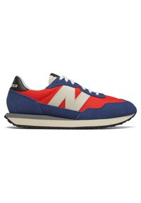 New Balance - 237 - Sneakers - velocity red - 5
