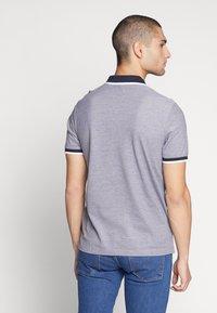 Calvin Klein - OXFORD - Polo shirt - blue - 2