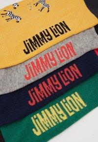 Jimmy Lion - GALAXY SAFARI 4 PACK - Chaussettes - multicoloured - 2
