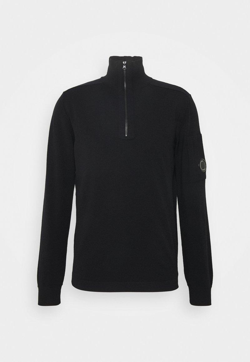 C.P. Company - TURTLE NECK - Svetr - black