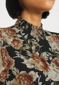 ONLY - ONLMIA SMOCK DRESS - Kjole - black - 5