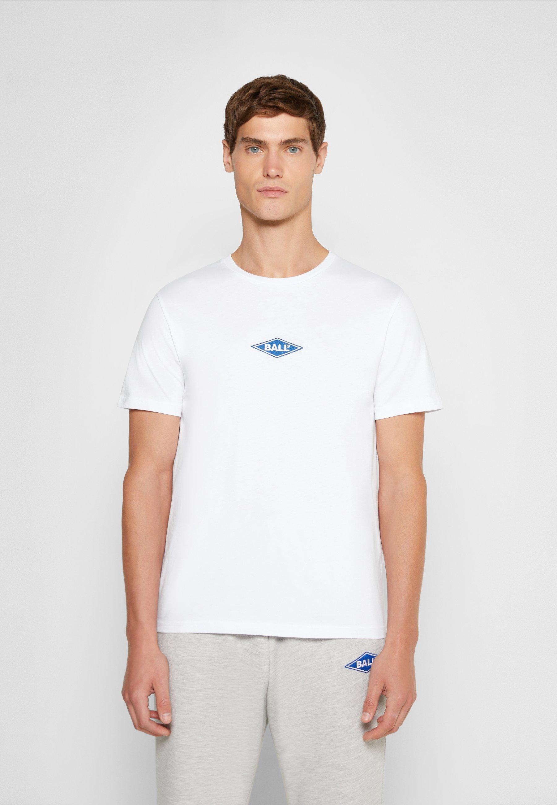 Herrer BALL RIMINI NASH  - T-shirts basic