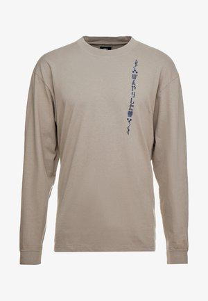 HAZY DREAMS MOTTO - Camiseta de manga larga - moon rock