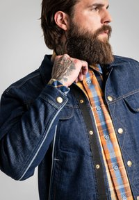 Lee - TECHNICAL RIDER - Denim jacket - grey - 3