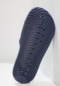 Nike Sportswear - KAWA SHOWER - Badsandaler - midnight navy/white - 4