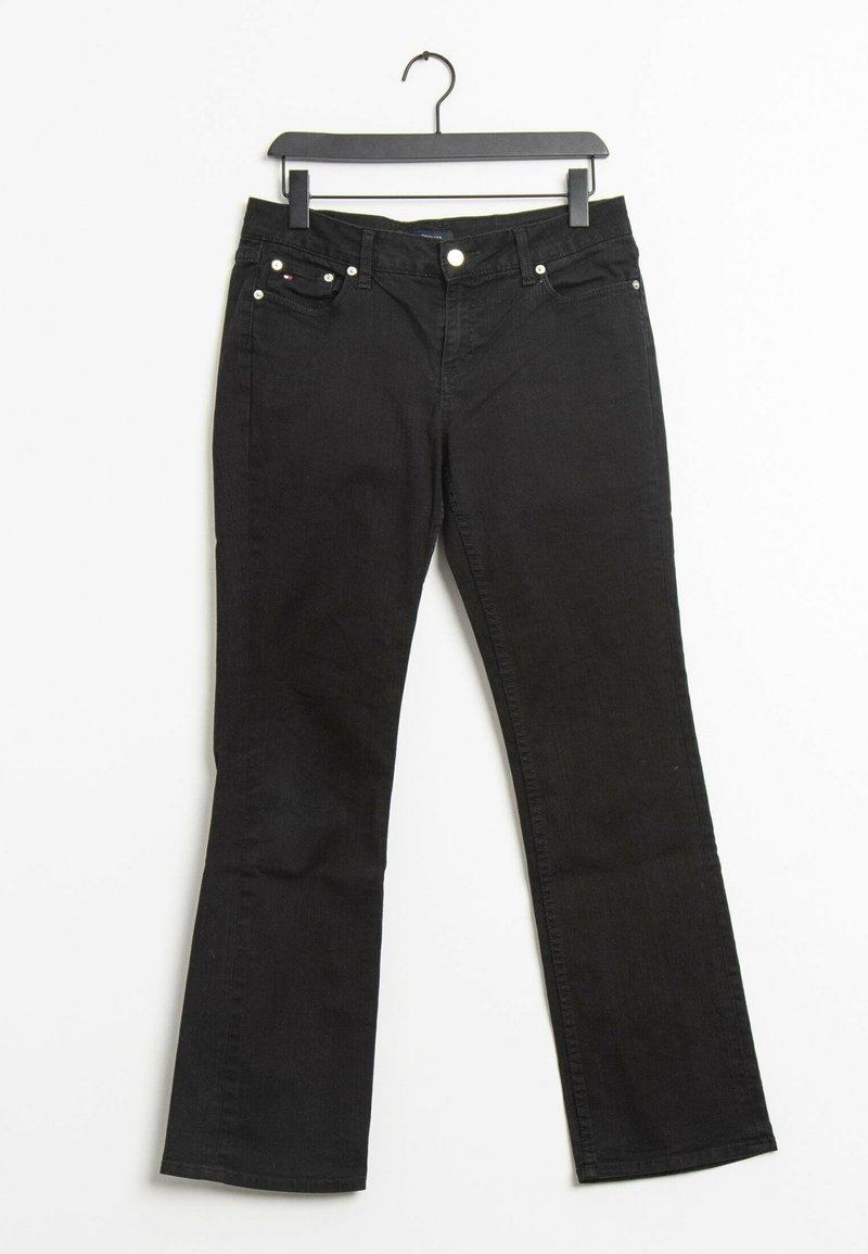 Tommy Hilfiger - Straight leg jeans - black