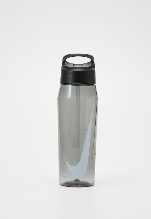 HYPERCHARGE STRAW BOTTLE - Vattenflaska - anthracite/white