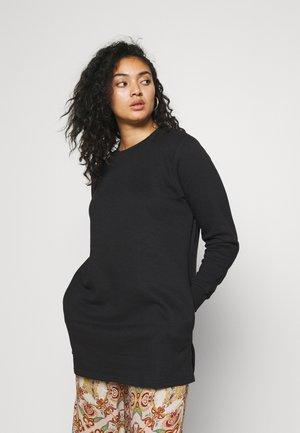 TUNIC - Vapaa-ajan mekko - black