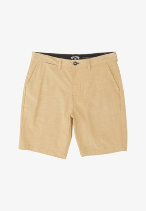 NEW ORDER SLUB - SUBMERSIBLE - Shorts - mustard