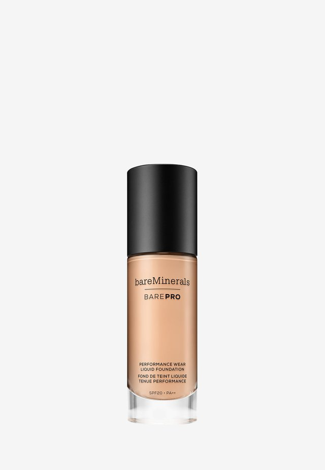 BAREPRO LIQUID FOUNDATION SPF 20 - Fondotinta - 09 light natural